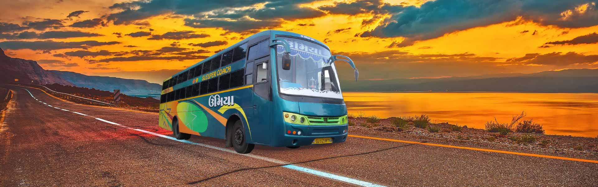 Online Bus Ticket Booking Umiya Travels
